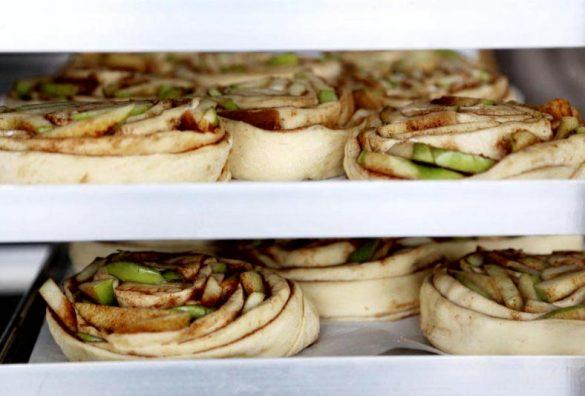俄羅斯餅店的美味手餅及麵包