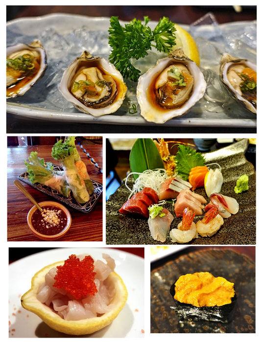 Shiro's 壽司 各式海鮮壽司