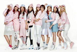 Twice團員青春洋溢,擁有無數的粉絲。