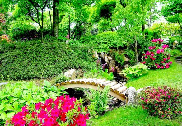 布查特花園
