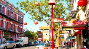 加拿大歷史最悠久的華埠