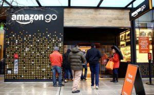 Amazon Go 位於西雅圖的商店