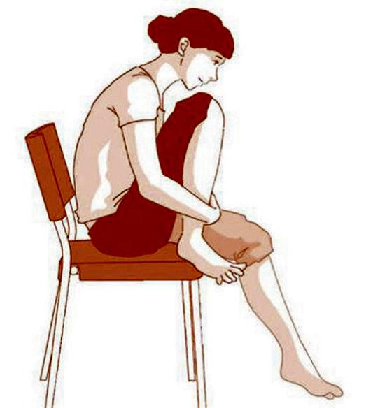 護膝保健有3招