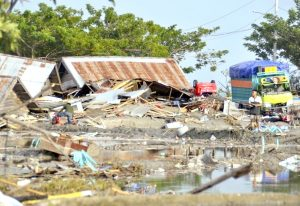 印尼棟加拉7.7大地震