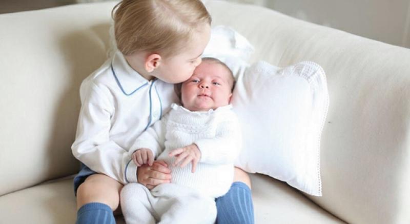 喬治王子親弟弟路易