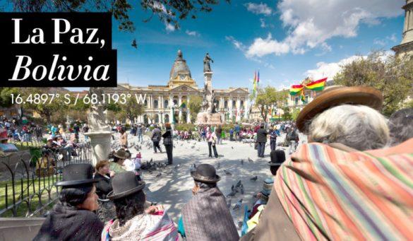 玻利維亞拉巴斯