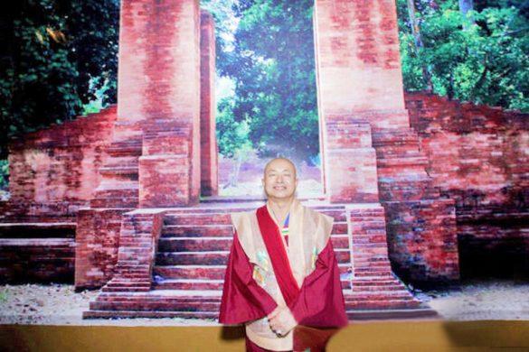 2012年蓮生師佛在印尼留影