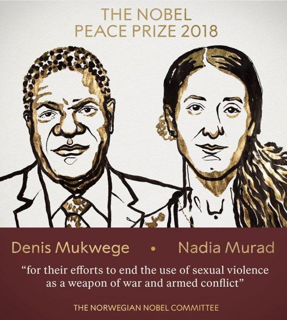 剛果醫生穆克維格 人權鬥士穆拉德