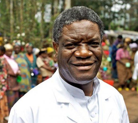 剛果醫生穆克維格